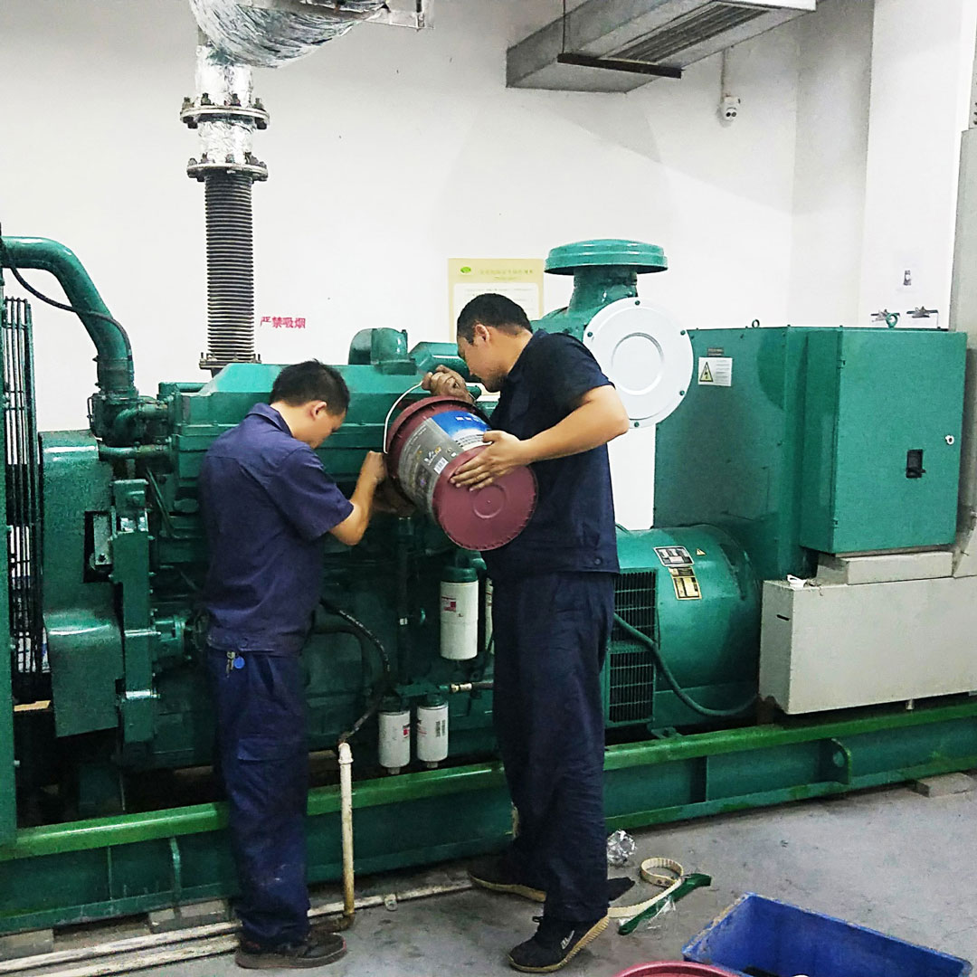 柴油发电机操作步骤是什么?